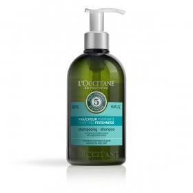Revitalisierende Frische Shampoo