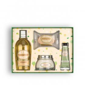 Mandel Körperpflege Set