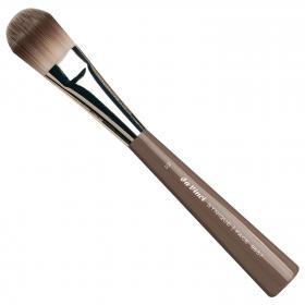 Foundationpinsel / Make-up Pinsel vegan (Kunstfaser)