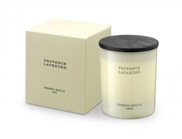 Premium Kerze Provence Lavender