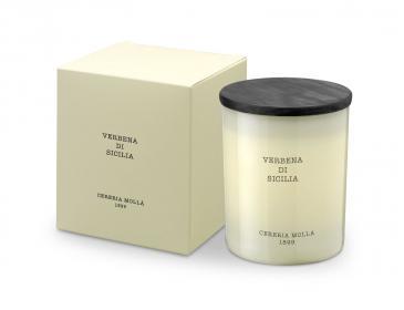 Premium Kerze Verbena di Sicilia