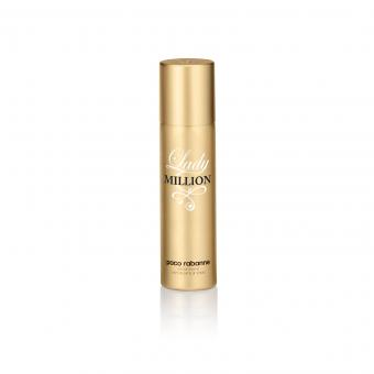 Lady Million Deospray